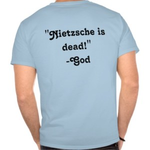 "nietzsches death of god thesis 32 the death of god: an the concept of superman in nietzsche's moral philosophy ""the concept of superman in nietzsche's moral philosophy."