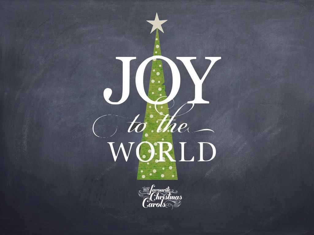 Joy to the World - 364 Days of Thanksgiving