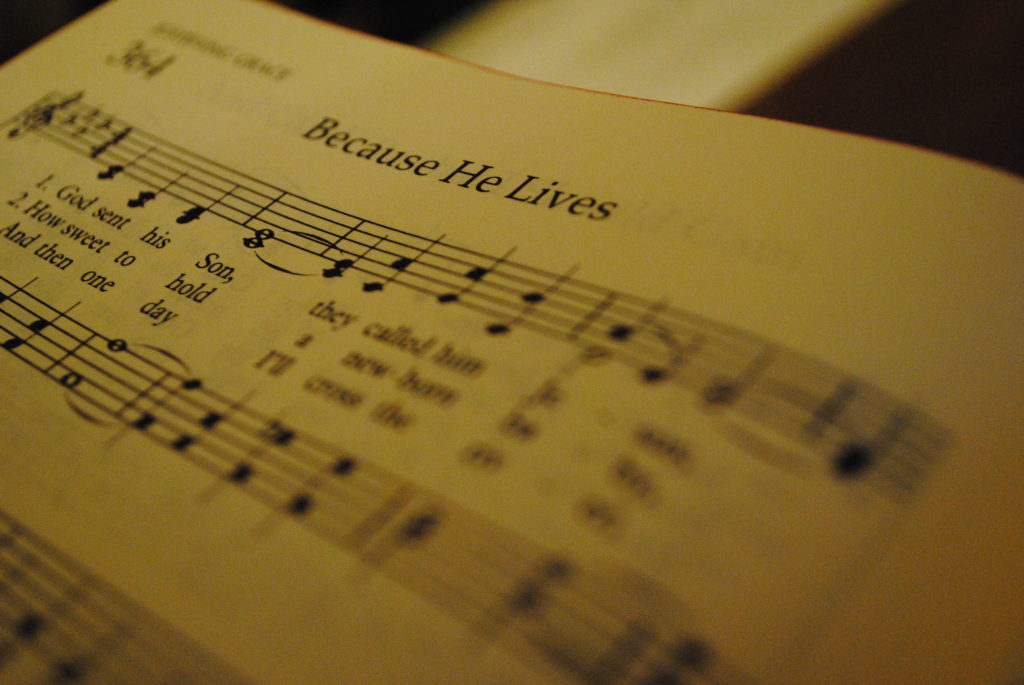 Because He Lives - 364 Days of Thanksgiving